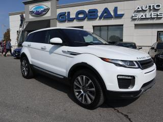 Used 2016 Land Rover Evoque HSE NAV. 360 CAMERA PANO. ROOF for sale in Ottawa, ON