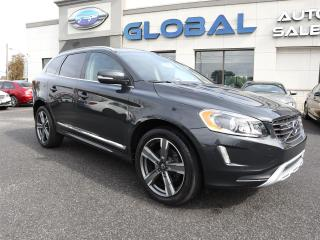 Used 2017 Volvo XC60 T5 SPECIAL EDITION PREMIER , NAV. SUNROOF, ALLOYS. for sale in Ottawa, ON