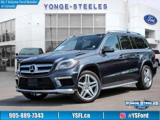 Used 2016 Mercedes-Benz GL350 GL 350 BlueTEC for sale in Thornhill, ON