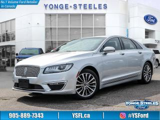 Used 2017 Lincoln MKZ Select for sale in Thornhill, ON