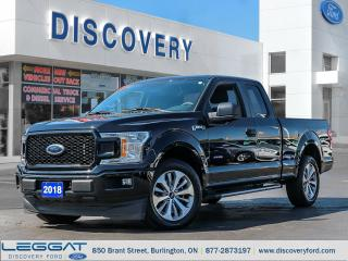 Used 2018 Ford F-150 XL for sale in Burlington, ON