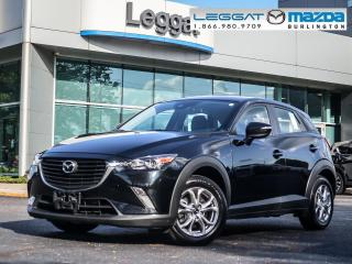 Used 2018 Mazda CX-3 GS- AWD, LUXURY PKG, AUTOMATIC, BLUETOOTH for sale in Burlington, ON