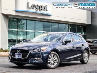 Used 2018 Mazda MAZDA3 GS- AUTOMATIC, BLUETOOTH, HEATED SEATS for sale in Burlington, ON