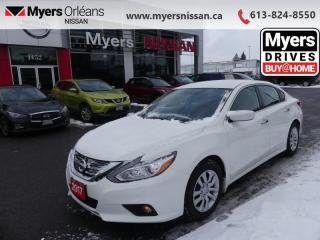 Used 2017 Nissan Altima 2.5 S  - Bluetooth -  Heated Seats - $103 B/W for sale in Orleans, ON