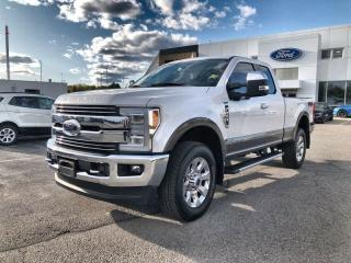 Used 2017 Ford F-250 Super Duty SRW Lariat for sale in Orangeville, ON