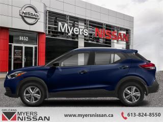 New 2019 Nissan Kicks SV FWD  -  Alloy Wheels -  Fog Lights - $163 B/W for sale in Orleans, ON