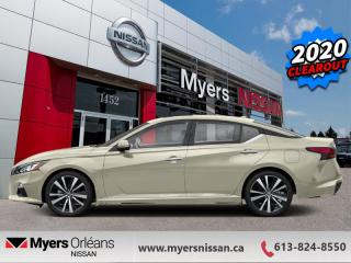 New 2020 Nissan Altima 2.5 Platinum  - $252 B/W for sale in Orleans, ON