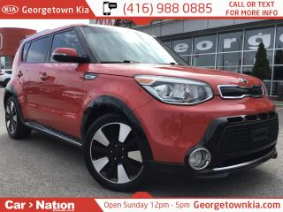 Used 2016 Kia Soul SE | URBAN | LEATHER | PANO ROOF | ONE OWNER | for sale in Georgetown, ON