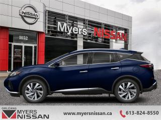 Used 2019 Nissan Murano SL AWD  - Navigation -  Sunroof - $291 B/W for sale in Orleans, ON