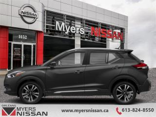 New 2019 Nissan Kicks SR FWD  -  Heated Seats -  Fog Lights - $175 B/W for sale in Orleans, ON