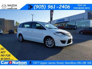 Used 2010 Mazda MAZDA5 GS | DUAL SLIDING DOORS | 5 SPEED | A/C for sale in Hamilton, ON