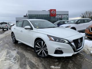 New 2020 Nissan Altima 2.5 Platinum for sale in Midland, ON