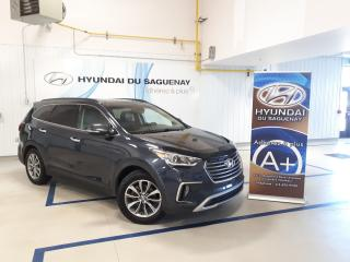 Used 2017 Hyundai Santa Fe XL LUXURY/AWD/TOIT/NAV 7 PASSAGERS for sale in Jonquière, QC