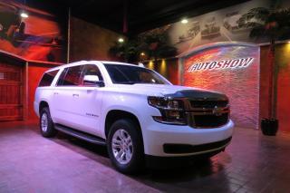 Used 2018 Chevrolet Suburban LT 4WD - Htd Lthr, R.Start, Nav & DVD x2!! for sale in Winnipeg, MB