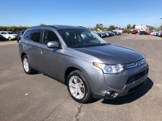 Used 2014 Mitsubishi Outlander SE AWD for sale in Lévis, QC