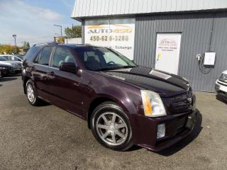 Used 2008 Cadillac SRX ***AWD,CUIR,TOIT PANO,XTRA CLEAN,MAGS*** for sale in Longueuil, QC