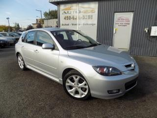 Used 2008 Mazda MAZDA3 Sport ***GS,SPORT,AUTOMATIQUE,BAS KILOMETRAGE, for sale in Longueuil, QC