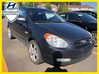 Used 2009 Hyundai Accent GL SPORT, TOIT OUVRANT, A/C, GROUPES ÉLECTRIQUES for sale in Brossard, QC