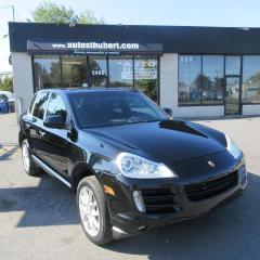 Used 2010 Porsche Cayenne S AWD **UNE AUBAINE** for sale in St-Hubert, QC