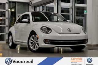 Used 2015 Volkswagen Beetle 1.8 TSI Comfortline * TOIT PANO * 17 POU for sale in Vaudreuil-Dorion, QC