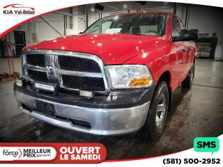 Used 2011 RAM 1500 *SLT*AIR*CRUISE*BLUETOOTH*4X4*4 PORTES* for sale in Québec, QC