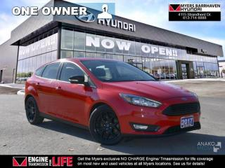 Used 2017 Ford Focus SEL  - Sunroof -  Bluetooth -  SiriusXM - $70.61 /Wk for sale in Nepean, ON