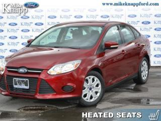 Used 2014 Ford Focus SE  - Bluetooth -  SYNC - Low Mileage for sale in Welland, ON