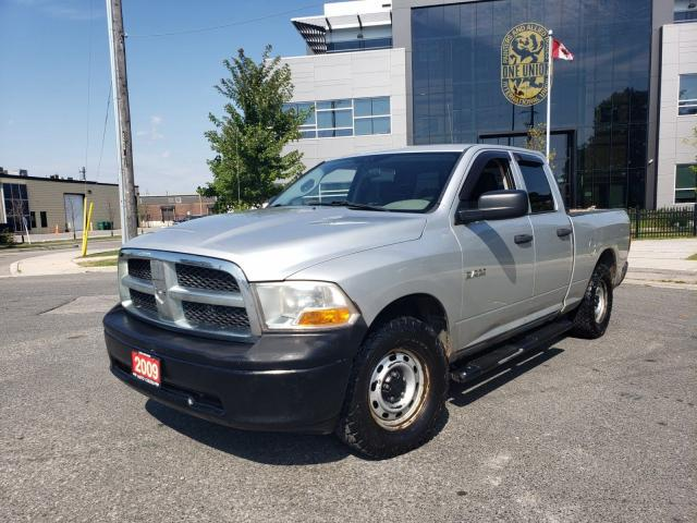 2009 Dodge Ram 1500 1500, 4 door, 4x4, Auto, 3/Y warranty available.