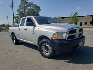 Used 2009 Dodge Ram 1500 1500, 4 door, 4x4, Auto, 3/Y warranty available. for sale in Toronto, ON