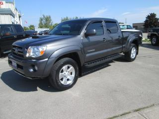 Used 2010 Toyota Tacoma TRD CREWCAB 4X4 for sale in Hamilton, ON