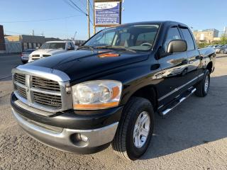 Used 2006 Dodge Ram 1500 Cabine Quad 4 portes, empattement de 140 for sale in Montréal-Nord, QC