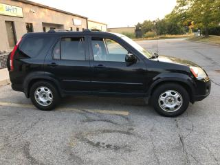 Used 2005 Honda CR-V 4WD EX-L Auto,LEATHER,SUNROOF,NO ACCIDENTS for sale in Burlington, ON
