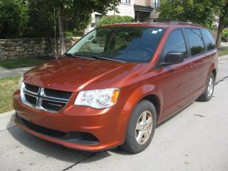 Used 2012 Dodge Grand Caravan SXT, STOWNGO, CERTIFIED, 7PASS, NO ACCIDENTS for sale in Toronto, ON
