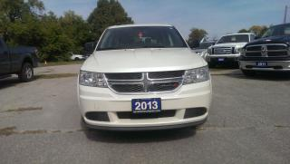 Used 2013 Dodge Journey SE Plus for sale in Cambridge, ON