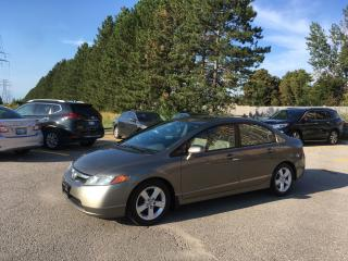 Used 2006 Honda Civic EX for sale in Toronto, ON