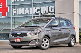 Used 2015 Kia Rondo LX Winter Edition | 7-SEATER | HEATED SEAT for sale in St Catharines, ON