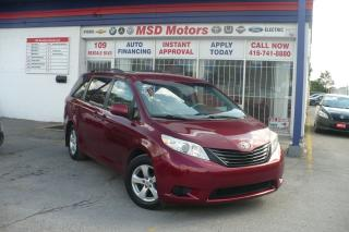Used 2011 Toyota Sienna BASE for sale in Toronto, ON