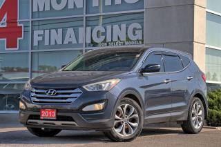 Used 2013 Hyundai Santa Fe 2.0T SE | Panoramic Roof | Leather | Climate Ctrl for sale in St Catharines, ON