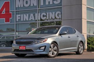 Used 2014 Kia Optima EX   Panoramic Roof   Climate Control   Backup Cam for sale in St Catharines, ON