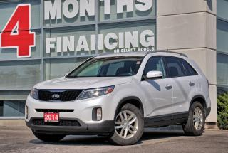 Used 2014 Kia Sorento LX V6 AWD for sale in St Catharines, ON