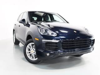 Used 2016 Porsche Cayenne WARRANTY   PANO   NAVI for sale in Vaughan, ON
