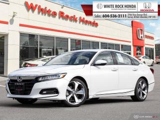 Used 2019 Honda Accord Sedan Touring for sale in Surrey, BC