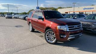 Used 2016 Ford Expedition Platinum 3.5l V6 Leather Navigation for sale in Midland, ON
