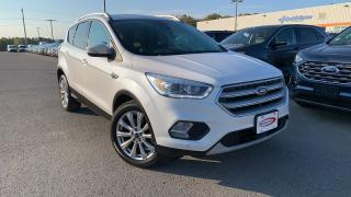 Used 2017 Ford Escape TITANIUM 2.0L HEATED SEATS LEATHER for sale in Midland, ON