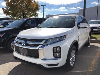 Used 2020 Mitsubishi RVR SE for sale in Mississauga, ON