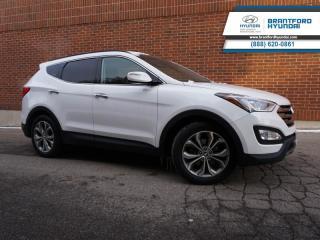 Used 2014 Hyundai Santa Fe Sport Limited  - $130 B/W for sale in Brantford, ON