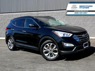 Used 2015 Hyundai Santa Fe Sport SE  - $133 B/W for sale in Brantford, ON