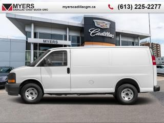 Used 2019 GMC Savana Cargo Van 1WT  - OnStar for sale in Ottawa, ON