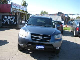 Used 2009 Hyundai Santa Fe LIMITED W/NAV for sale in Cambridge, ON