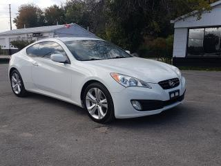 Used 2012 Hyundai Genesis Coupe Premium for sale in Barrie, ON